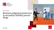 Management Liability in Bankruptcy Cases: 2020 Results